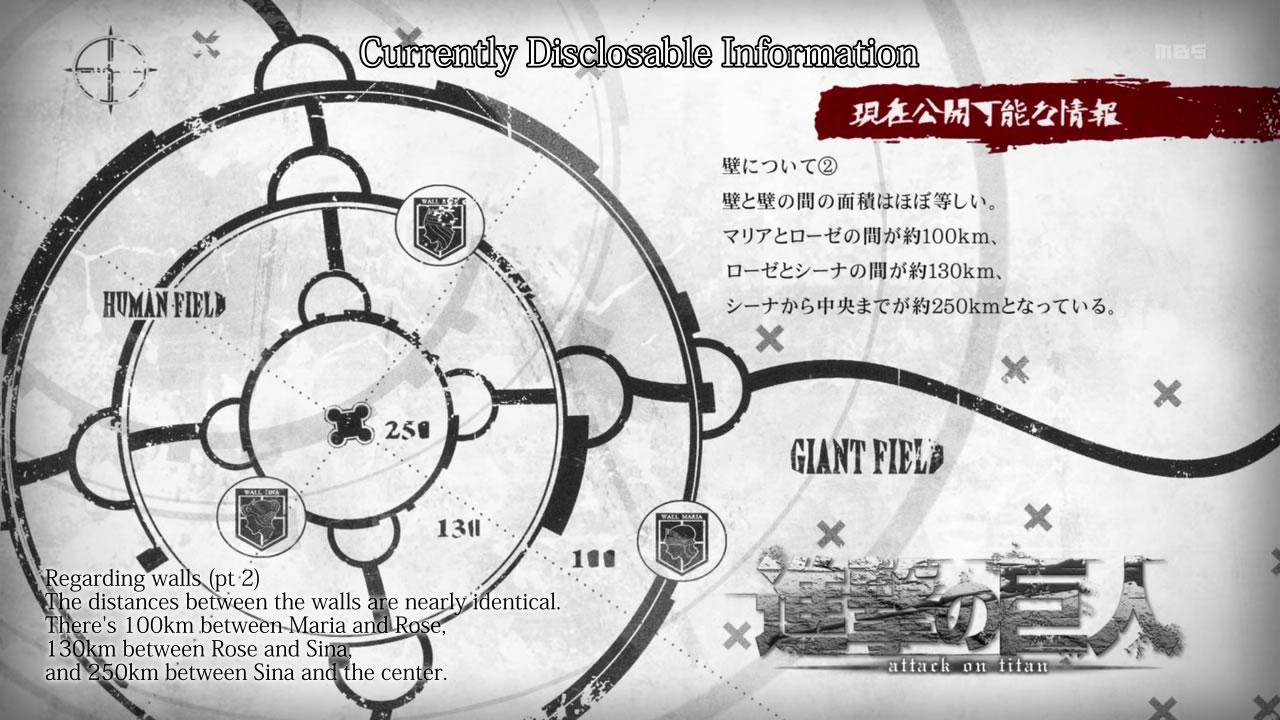 Shingeki No Kyojin Mapa.Shingeki No Kyojin